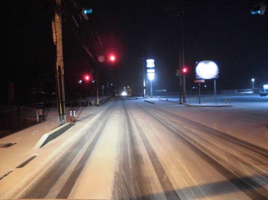 宇陀市で積雪 風雪注意報が出される – 宇陀新聞社